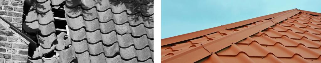 reparacion cubiertas viviendas1 Cambio y reparacion de cubiertas